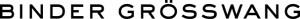 Logo Binder Groesswang Schwarz